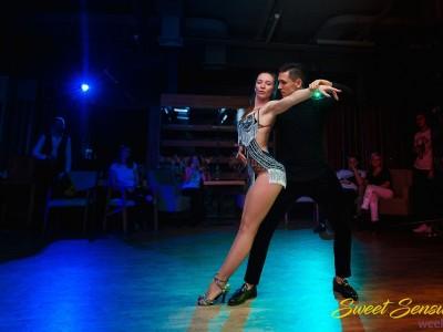 Мастер-класс: Дмитрий Вагис и Светлана Иванова