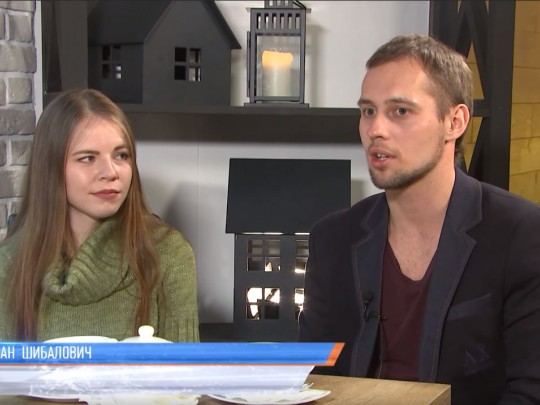 Интервью телеканалу СТВ
